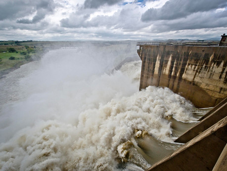 Vaal Dam levels lower than last year