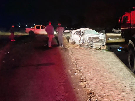 Young teacher killed, two injured in a vehicle collision in Vanderbijlpark