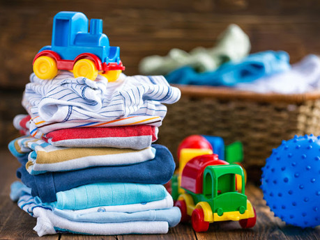 Vaal parents can now buy baby clothes and essentials