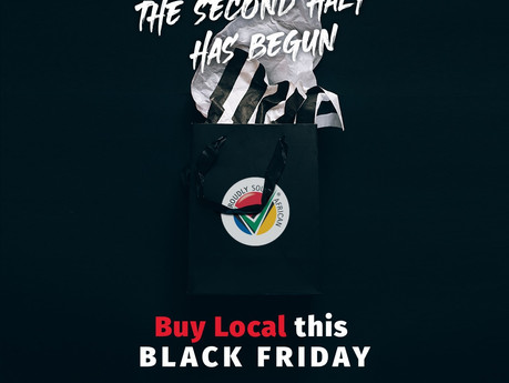 Proudly SA urges consumers to buy local on Black Friday