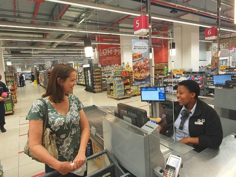 Pick 'n Pay starts rolling out perspex screens at till points countrywide