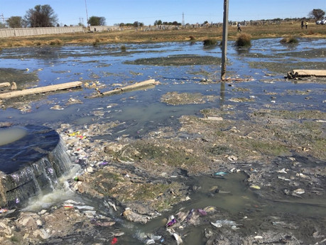 Committee says reasonable progress made in dealing with polluted Vaal River