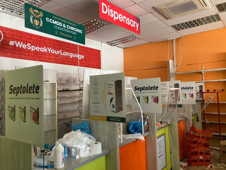 SA Pharmacy Council warns against unprescribed use of medications after looting of 120 pharmacies