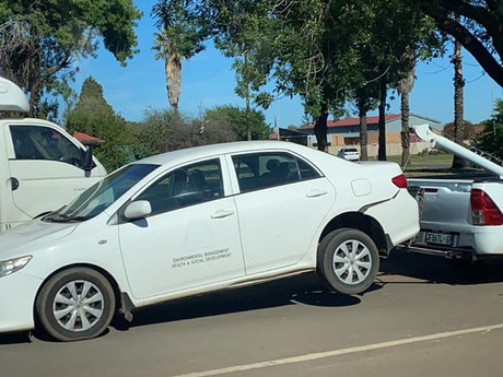 Emfuleni's vehicles are being repossessed by the sheriff