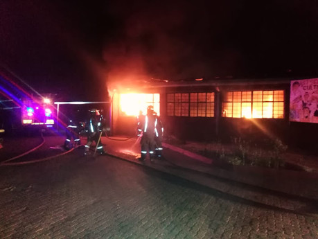 Makhura urges Sebokeng community to help find those responsible for school fire