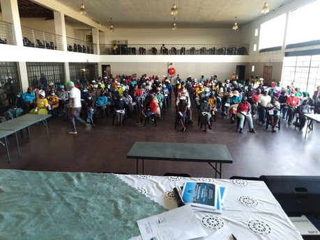 Emfuleni municipality postpones the planned IDP and budget meetings
