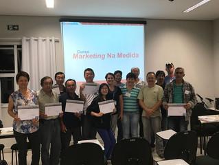Produtores concluem curso de Marketing no Sindicato Rural de Mogi das Cruzes