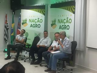 Rastreabilidade de hortifrútis é debatido em Mogi das Cruzes (SP)