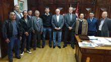 AUTORIDADES DO AGRONEGÓCIO DO ALTO TIETÊ PARTICIPAM DE REUNIÃO COM SECRETÁRIO DE AGRICULTURA