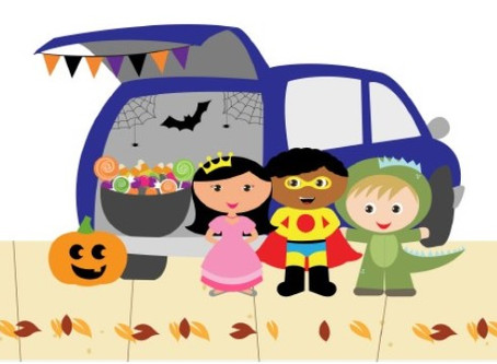 Trunk-or-Treat at Highlands