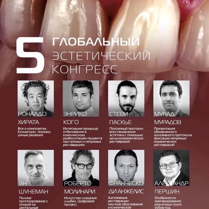 5-ый Глобальный эстетический конгресс AURUM