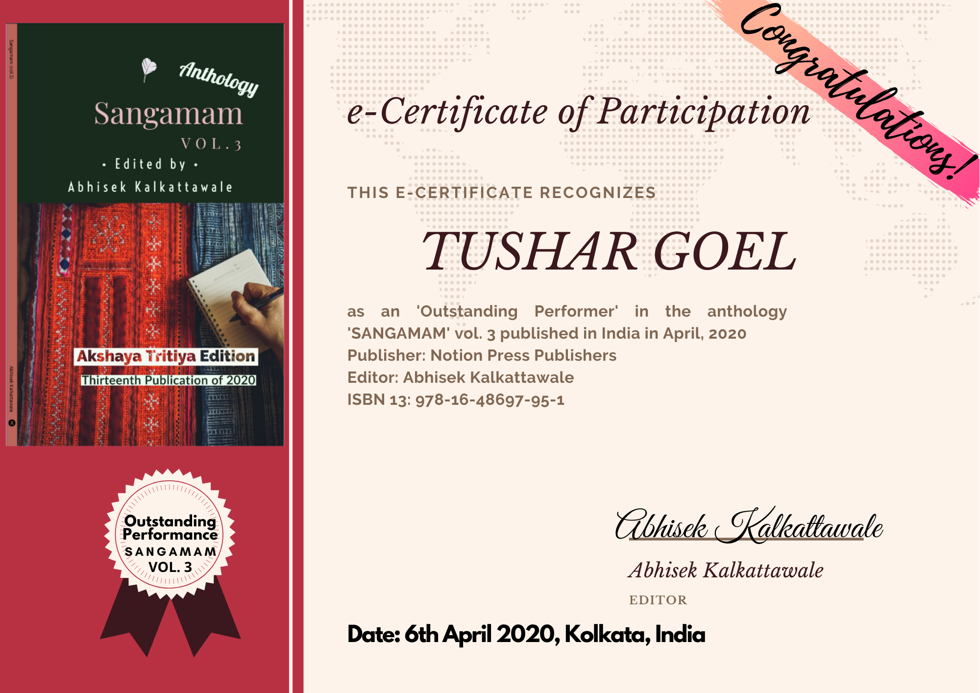 Tushar Goel
