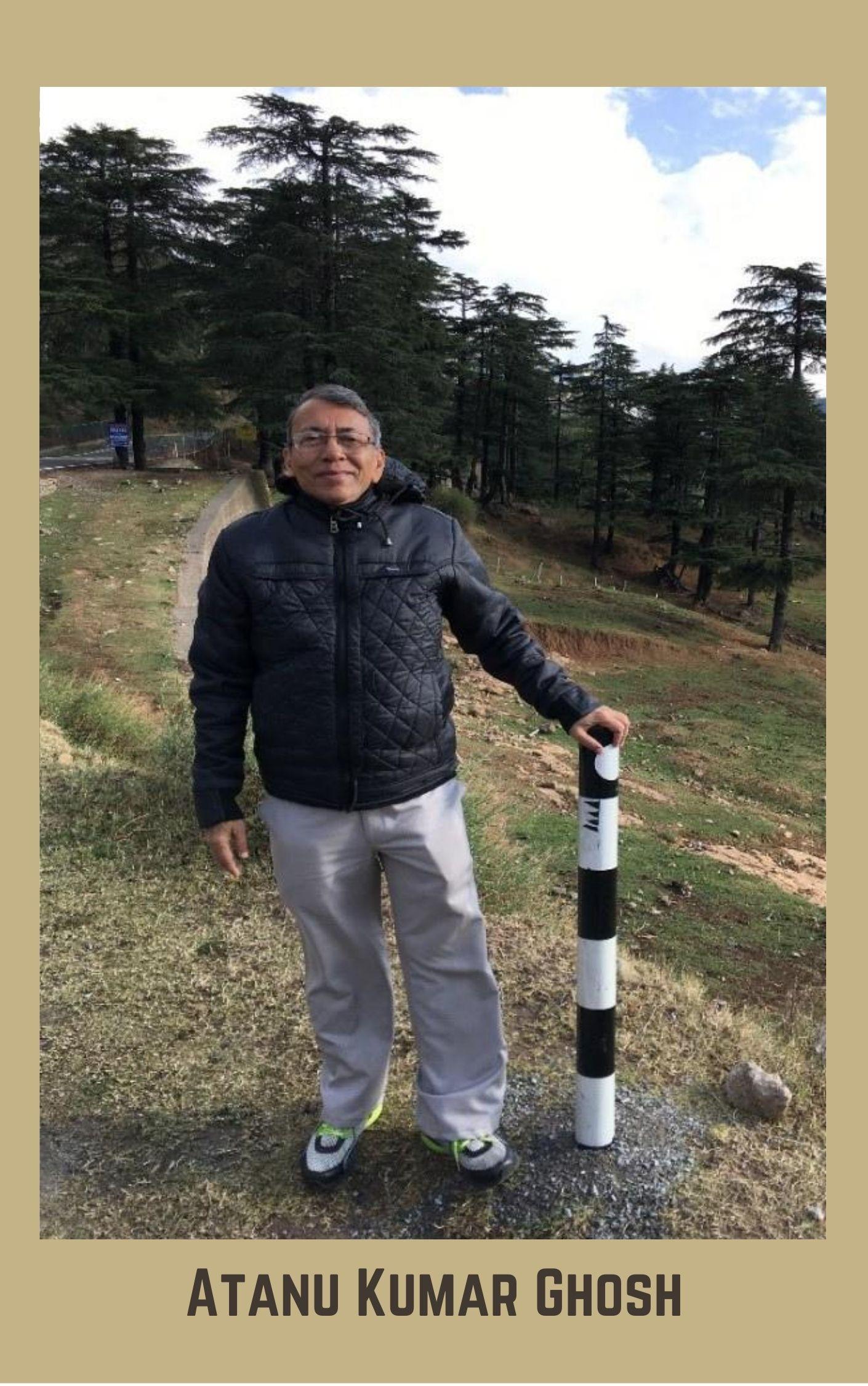 Atanu Kumar Ghosh