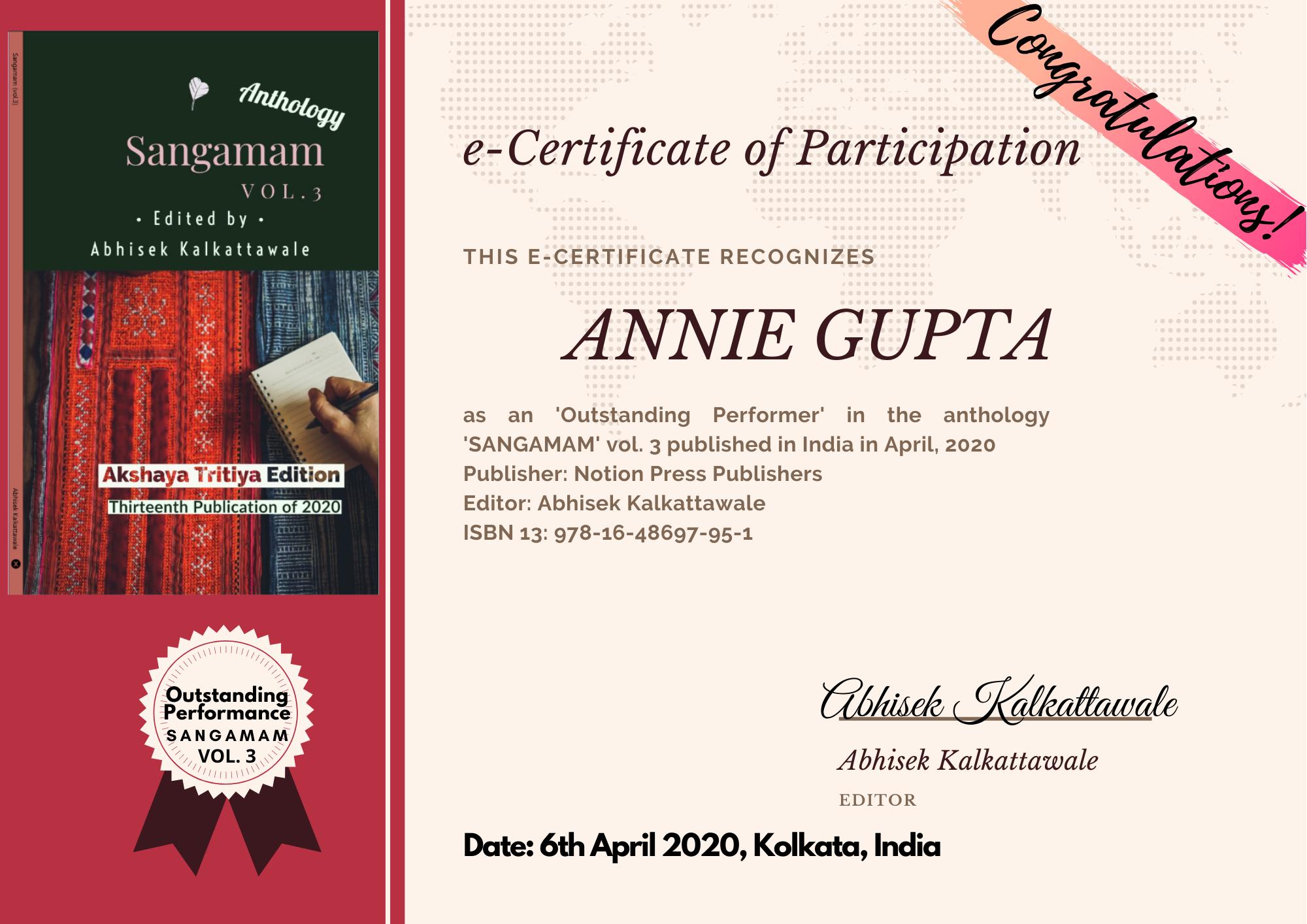 Annie Gupta