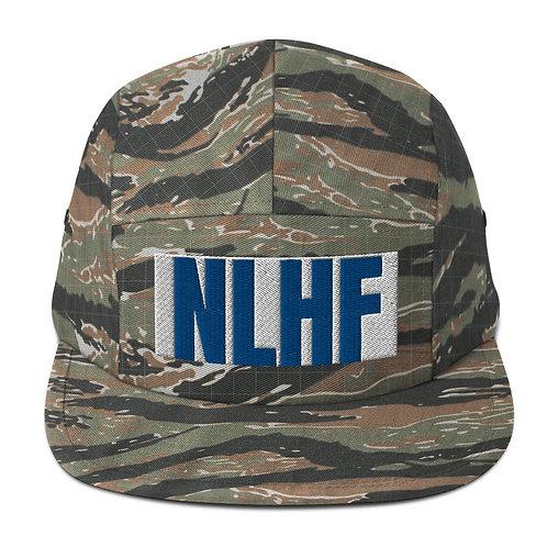 Five Panel NLHF Cap