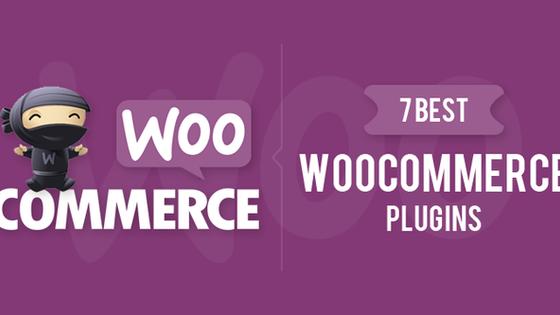 7 Best WooCommerce WordPress plugins