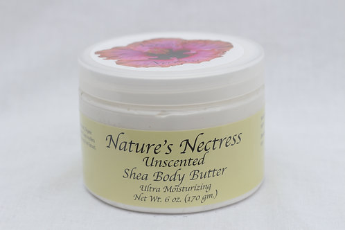 Raw Shea Butter Unscented