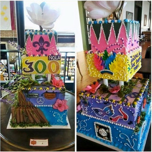 Big Top Cake Competition - 2018