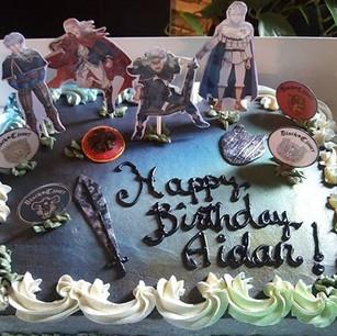 Theme Cakes