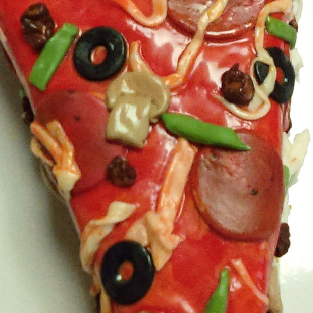 Pizza OUR way!