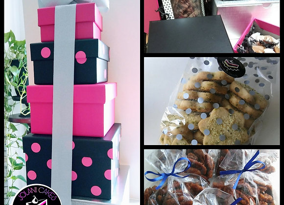 Treat Towers and Cookie Bouquets