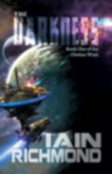 Darkness by Iain Richmond, Book 1 of the Oortian Wars