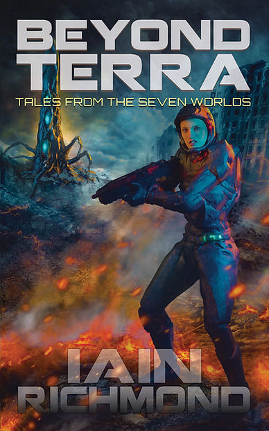 Beyond Terra, Ian Richmond, Science Fiction, short stories
