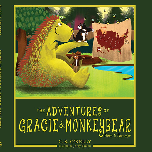 The Adventures of Gracie & MonkeyBear (ea)