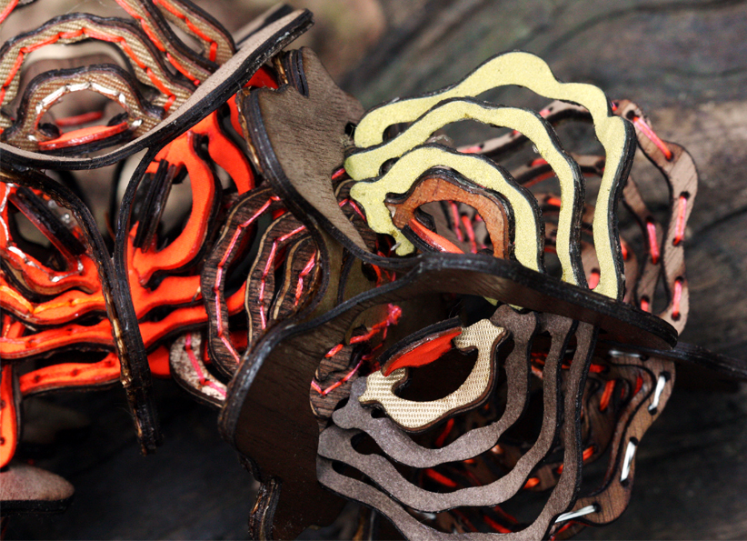 Techno-Naturology_Wooden Velcro