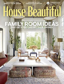 House Beautiful 2019 cover