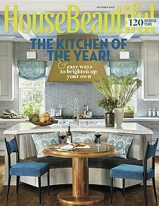 House Beautiful Kitchen of the Year cover