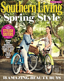 Southern Living 'Spring Style' cover