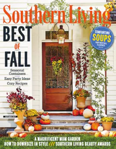 Southern Living Fall cover