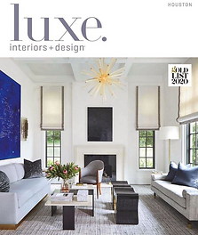 Luxe Mag 2020 cover January
