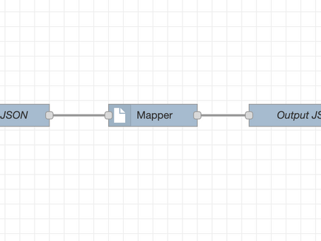 """How to use """"node-red-contrib-field-mapper"""" in Node-RED"""