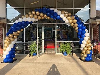 AirCraft Balloon Designs Grand Opening B