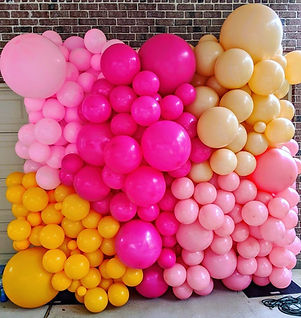 AirCraft Balloon Designs Colorblocked Or