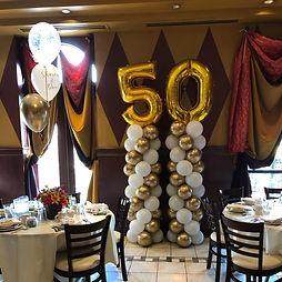 AirCraft Balloon Designs 50th Anniversar
