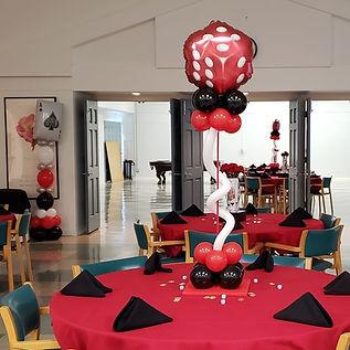 AirCraft Balloon Designs Casino Balloon