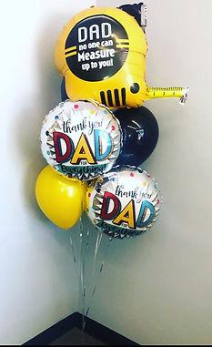 AirCraft Balloon Designs Father's Day Ba