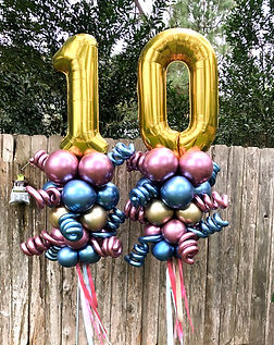 AirCraft Balloon Designs Yard Party Pole