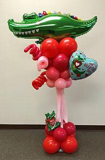 AirCraft Balloon Designs Valentine's Day