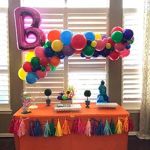 AirCraft Balloon Designs Colorful Grab-a