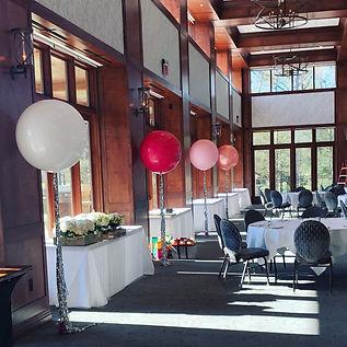 AirCraft Balloon Designs Jumbo Balloons