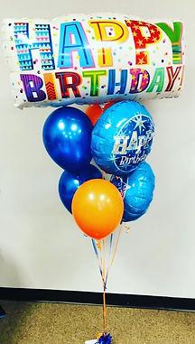 AirCraft Balloon Designs Birthday Balloo