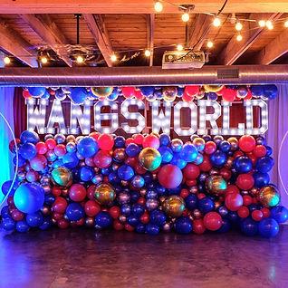 AirCraft Balloon Designs Wang's World Or