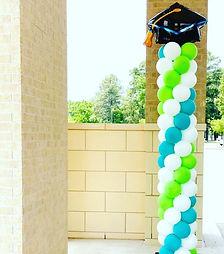 AirCraft Balloon Designs Graduation Ball