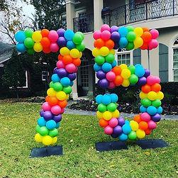 AirCraft Balloon Designs Yard Number Dis