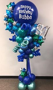 AirCraft Balloon Designs Foils Party Pol