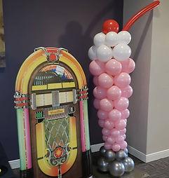 AirCraft Balloon Designs Milkshake Ballo